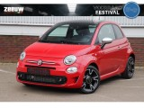 Fiat 500 1.0 Hybrid Rockstar Apple Carplay Leder 16""