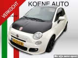 Fiat 500 TwinAir Turbo 85 500S SPORT CLIMATE PDC 16""