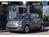 Fiat 500 1.2 Lounge Automaat Apple Carplay LM Rijklaar