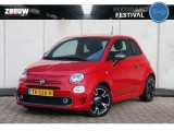 Fiat 500 Twin Air Turbo Sport Dualogic Automaat Navi Clima Cruise 16""