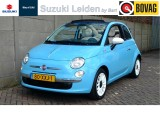 Fiat 500C 0.9 TWINAIR COLOR THERAPY Cabriodak | Airco | Bluetooth