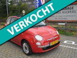 Fiat 500C 1.2 Easy AIRCO LAGE KMSTAND MET NAP