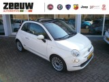 Fiat 500C TwinAir Turbo 80 PK Lounge Navi Cruise PDC Apple Carplay