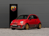 Fiat 500C Abarth 695 Aperta 190pk | One-off | Akrapovic | Veel carbon!