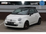 Fiat 500C TwinAir Turbo 120th Apple Carplay Rijklaar 5jr. garantie