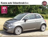 "Fiat 500C TwinAir Turbo 85 Eco Lounge 7"" NAVI AIRCO PDC APPLE"