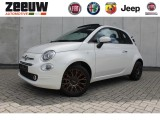 Fiat 500C TwinAir Turbo 120TH Apple Edition Clima Navi Parelmoer