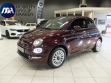 Fiat 500C Star 1.2 Bordeaux Rood