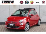 Fiat 500C TwinAir Turbo 85 PK Lounge Navi Apple Carplay 15""
