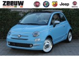 Fiat 500C Twin Air Turbo 80 PK Spiaggina 58 Navi Clima BTW 16""