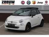 Fiat 500C TwinAir Turbo 120th Apple Carplay Bicolore 5jr. garantie