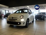Fiat 500C Rockstar White I Apple Carplay I Parkeerhulp