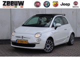 Fiat 500C TwinAir Turbo 80 PK Lounge Airco Bluetooth 16""