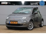 Fiat 500C TwinAir Turbo 85 PK Lounge Airco Bluetooth PDC 15""