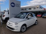 Fiat 500C Cabrio Dolcevita Apple Carplay