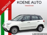 Fiat 500L TwinAir Turbo 105 Cross CLIMATE, NAVI, CAMERA CLIMATE, NAVI, CAMERA