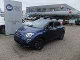 Fiat 500X Lounge Blauw Automaat Luxe
