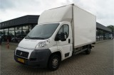 Fiat Ducato 35L 2.3 MULTIJET LH3 GRAN VOLUME | AIRCO | CRUISE | LAADKLEP | 3PERSOONS |