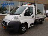 Fiat Ducato 35L 2.2 MJ PICK-UP + LAADKRAAN / OPEN LAADBAK