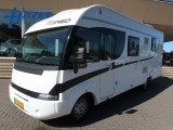Fiat Ducato 2.3 JTD - ITINEO SB720 6-PERS. INTEGRAAL CAMPER + 2X AIRCO / CRUISE / SAT. TV /