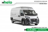 Fiat Ducato 35 3.0 GNV NATURAL POWER L2H2 / NAVI