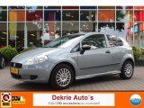 Fiat Grande Punto 1.3 M-Jet Actual / AIRCO / EL. PAKKET / PRIVACY GLAS / RADIO-CD