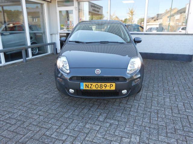 Fiat Punto Evo 12 Street Airco Lichtmetalen Velgen Nieuwe Auto