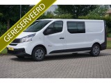 Fiat Talento 1.6 MultiJet L2H1 Dubbel Cabine Airco Navi Camera 6 persoons!! NR. 391