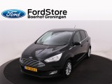 Ford C-Max 1.0 EcoBoost 125pk Titanium Navigatie | Park Assist |  All-season banden