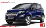 Ford EcoSport 1.0 EcoBoost 100pk Trend Essential