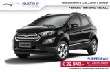 Ford EcoSport 1.0 EcoBoost Cool & Connect [Navigatie + Winter Pack] NWPR:  ac 32