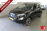Ford EcoSport 1.0 EcoBoost 125pk ST-Line Black Edition