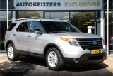 Ford Explorer 7p Panoramadak 7 Persoons Camera Leer Clima Airco Stoelverw