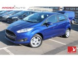Ford Fiesta 80PK STYLE ULTIMATE 5D NIEUW!!