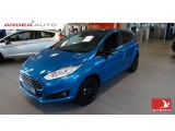 Ford Fiesta 1.0 100PK Candy Blue Edition