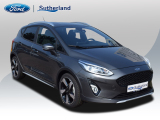 Ford Fiesta 1.0 EcoBoost Active 100PK Vanaf 279,- P/M Private lease
