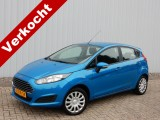 Ford Fiesta 1.0 STYLE 80PK | Navigatie | Airco | Bluetooth |