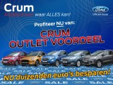 Ford Fiesta 1.0i ACTIVE turbo 5 deurs 'CRUM OUTLET SALE'