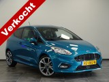 "Ford Fiesta 1.0 EcoBoost ST-Line Navigatie Clima Cruise Lane 18""LM 125PK! A.S. Zondag Koopzo"