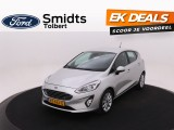 Ford Fiesta 1.0 EcoBoost 100 pk Titanium | Climate control | Apple Carplay | Cruise control