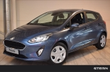 Ford Fiesta 1.0 EcoBoost 100pk Connected