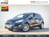 Ford Fiesta 1.0 EcoBoost 100pk Titanium | Navigatie | Cruise & Climate Control | Voorrruit V