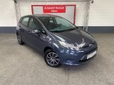 Ford Fiesta 1.25 TREND 5DRS AIRCO STOELVERWA