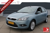 Ford Focus 1.8 16V 125PK LIMITED 5d
