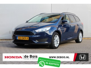 Focus Wagon 1.0 Trend Edition | Parkeersensoren | Cruise control | Airco | Lm-wielen |