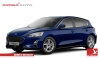 Ford Focus 1.0 EcoBoost 100pk Trend Edition