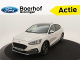 Ford Focus 1.0 EcoBoost Active Business | Pano-dak | LED | 18"