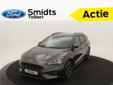 Ford Focus Wagon 1.0 125PK EcoBoost ST Line Business Priv lease vanaf  ac405,- per maand!!