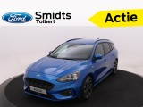Ford Focus Wagon 1.0 125PK EcoBoost ST Line Business | 18-INCH | LED | NAVI | CLIMA | Adapt