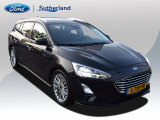 Ford Focus Wagon 1.5 EcoBlue Titanium Business 120pk Automaat | Pano dak | Verlengde Fabrie